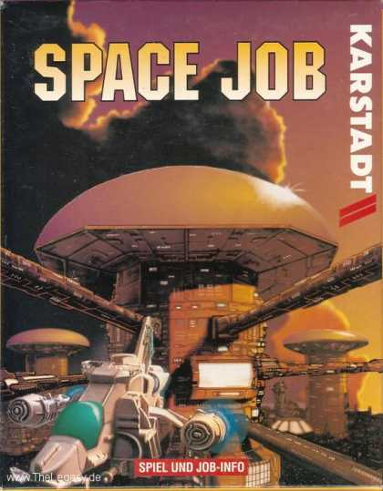 Misc. Games - Space Job