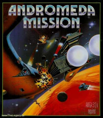 Misc. Games - Mission Andromeda