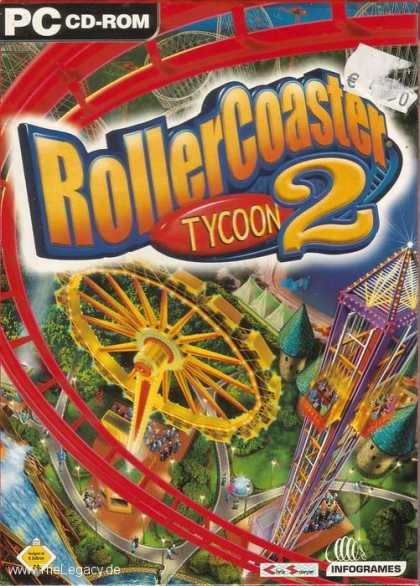 Misc. Games - RollerCoaster Tycoon 2