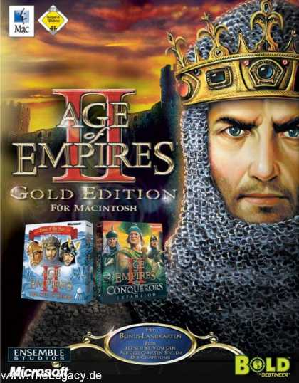 Misc. Games - Age of Empires II - Gold Edition
