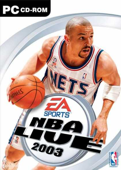 Misc. Games - NBA Live 2003