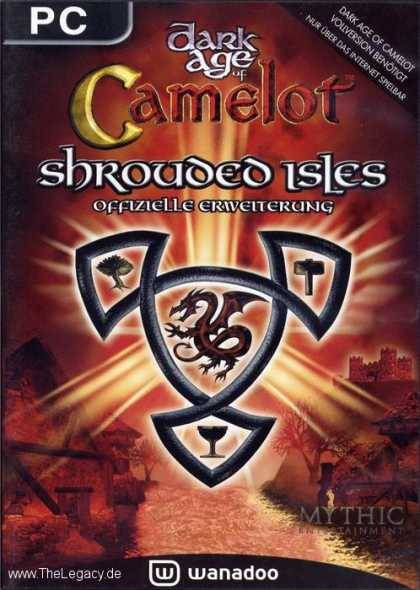 Misc. Games - Dark Age of Camelot: Shrouded Isles
