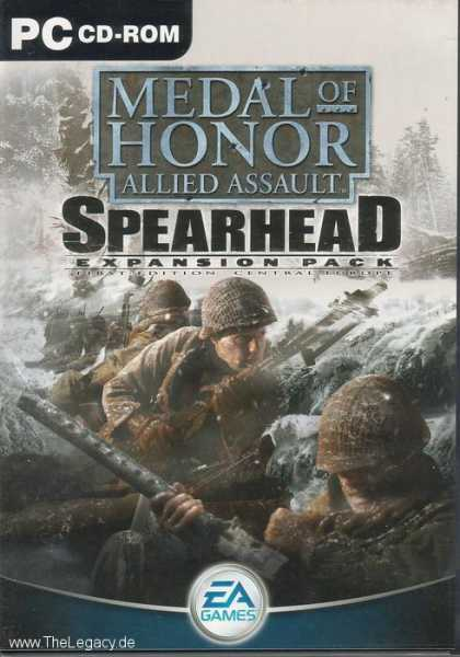 Misc. Games - Medal of Honor - Allied Assault: Spearhead