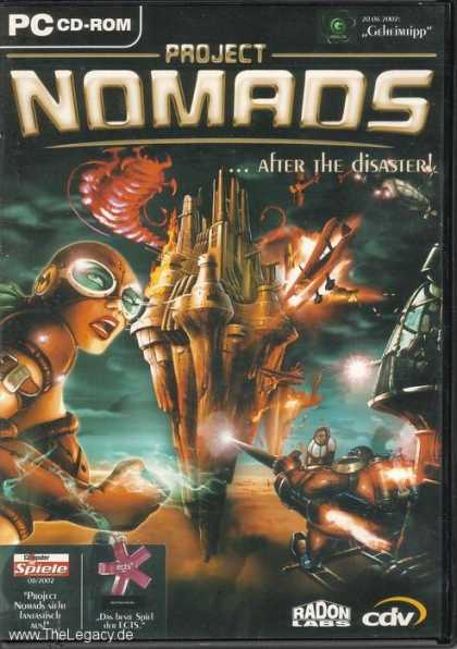 Misc. Games - Project Nomads: ... After the Disaster !
