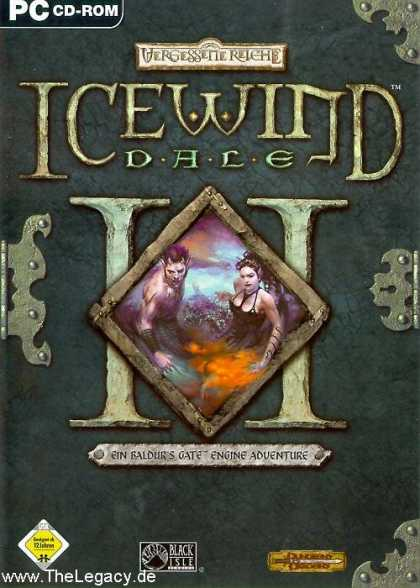 Misc. Games - Icewind Dale II