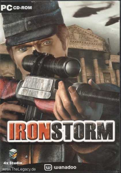 Misc. Games - Iron Storm