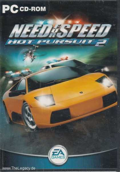 Misc. Games - Need for Speed: Hot Pursuit 2
