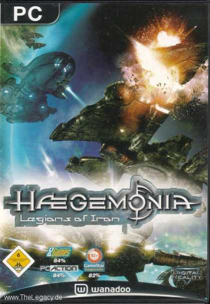Misc. Games - Haegemonia: Legions of Iron