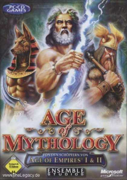 Misc. Games - Age of Mythology