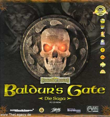 Misc. Games - Baldur's Gate: The Original Saga