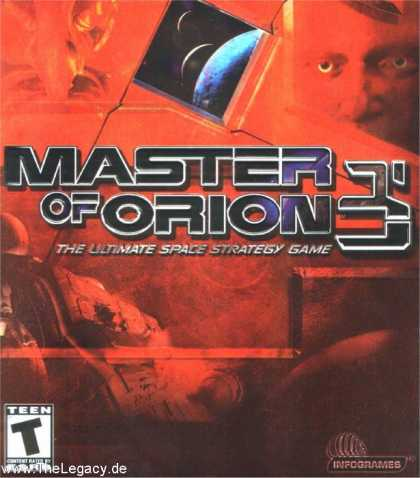Misc. Games - Master of Orion 3: The Ultimate Space Strategy Game