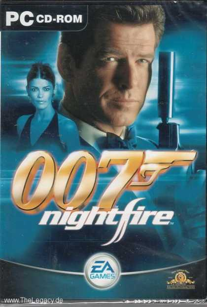 Misc. Games - 007 - Nightfire