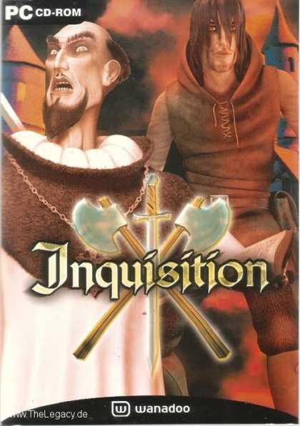 Misc. Games - Inquisition