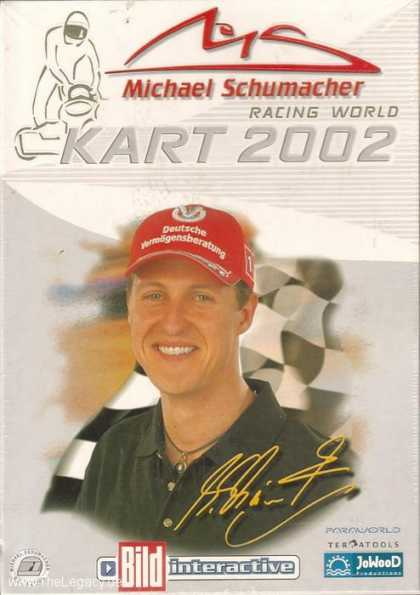 Misc. Games - Michael Schumacher Racing World: Kart 2002