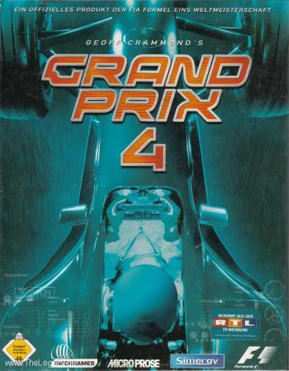 Misc. Games - Geoff Crammond's Grand Prix 4