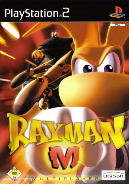 Misc. Games - Rayman M