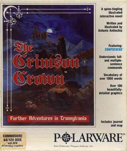 Misc. Games - Crimson Crown, The