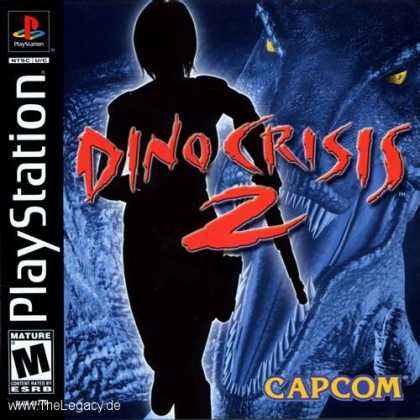Misc. Games - Dino Crisis 2