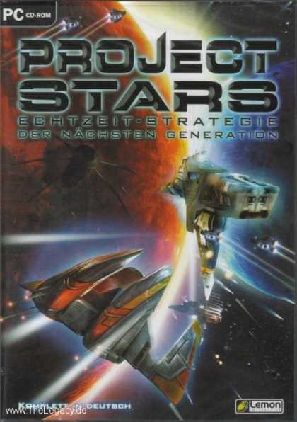 Misc. Games - Project Stars