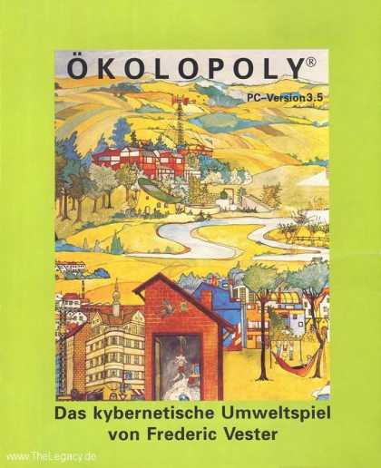 Misc. Games - Ökolopoly