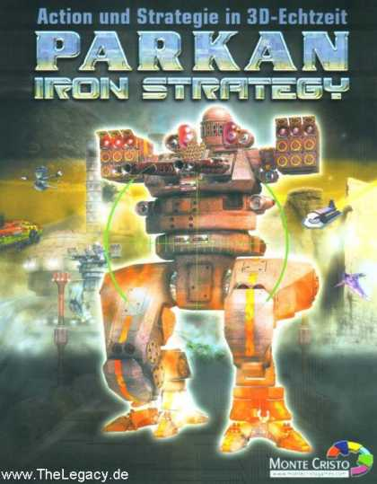 Misc. Games - Parkan: Iron Strategy