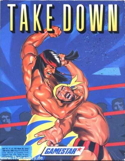 Misc. Games - Take Down