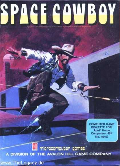 Misc. Games - Space Cowboy