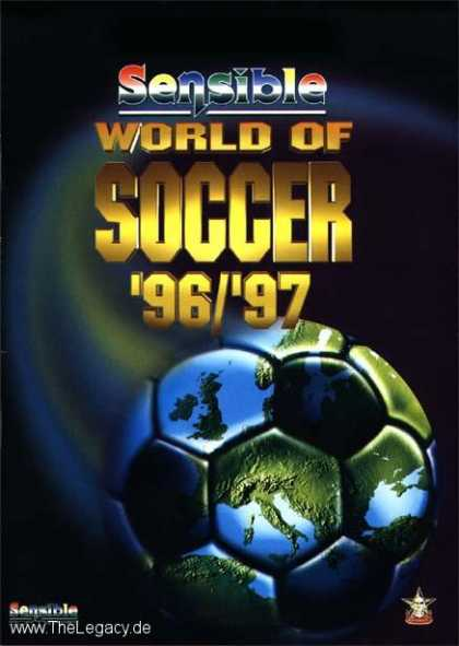 Misc. Games - Sensible World of Soccer '96/'97