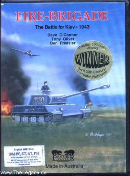 Misc. Games - Fire-Brigade: The Battle for Kiev 1943