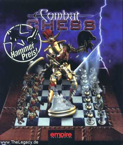 Misc. Games - Combat Chess