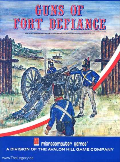 Misc. Games - Guns of Fort Defiance