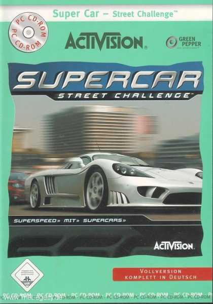 Misc. Games - Supercar Street Challenge
