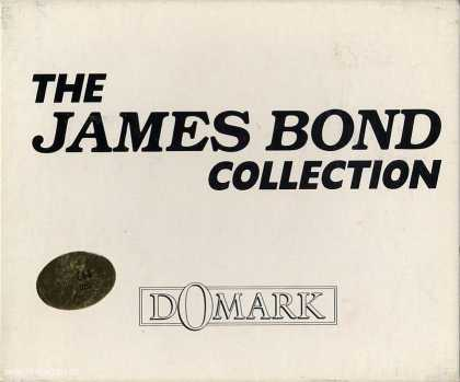 Misc. Games - James Bond Collection, The