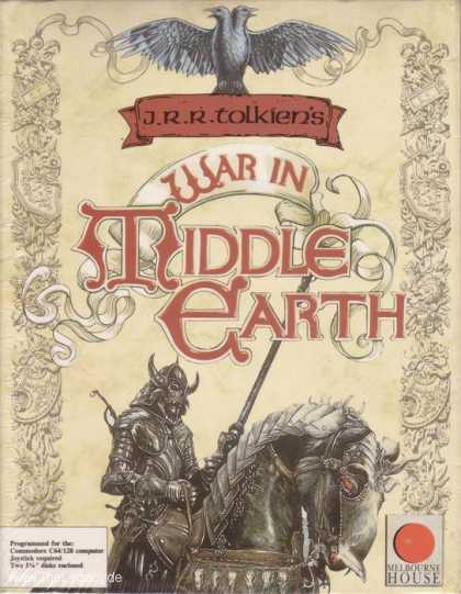 Misc. Games - War in Middle Earth