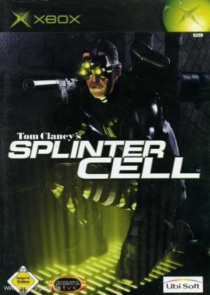 Misc. Games - Tom Clancy's Splinter Cell