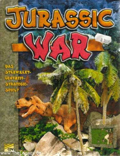 Misc. Games - Jurassic War