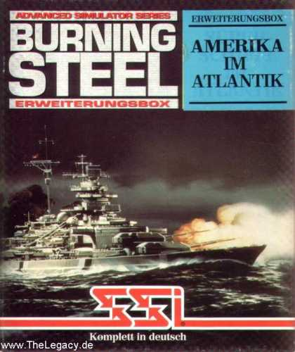 Misc. Games - Burning Steel: Amerika im Atlantik