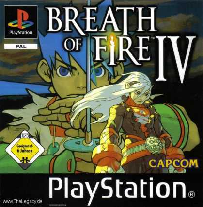 Misc. Games - Breath of Fire IV