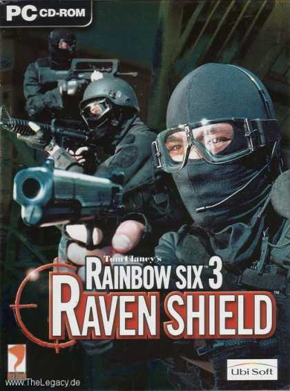Misc. Games - Tom Clancy's Rainbow Six 3: Raven Shield