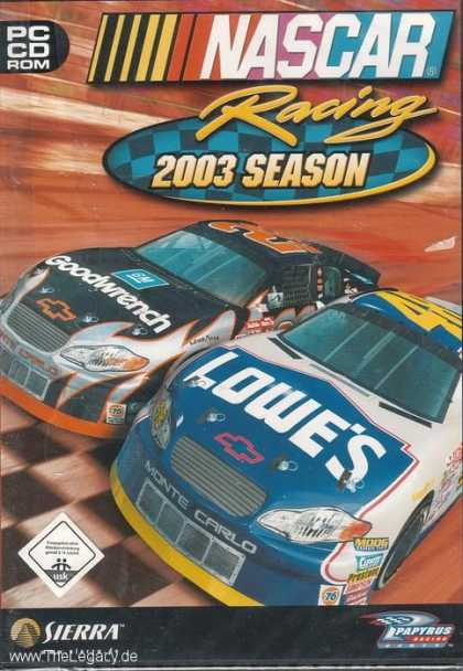Misc. Games - NASCAR Racing Season 2003