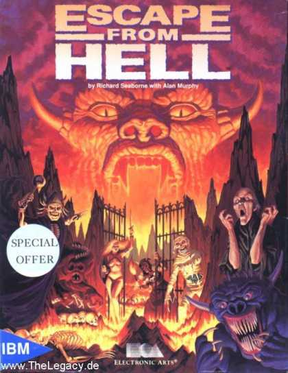 Misc. Games - Escape from Hell