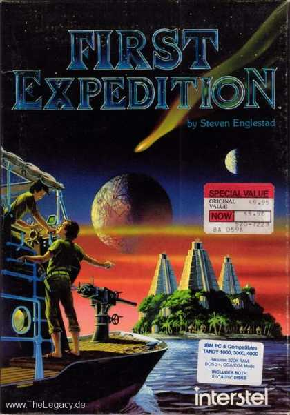 Misc. Games - First Expedition