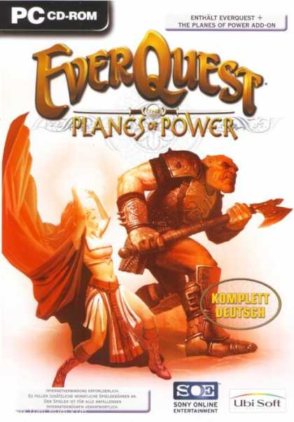 Misc. Games - EverQuest: Planes of Power