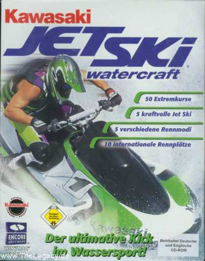 Misc. Games - Kawasaki Jet Ski Watercraft