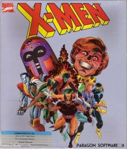 Misc. Games - X-Men: Madness in Murderworld