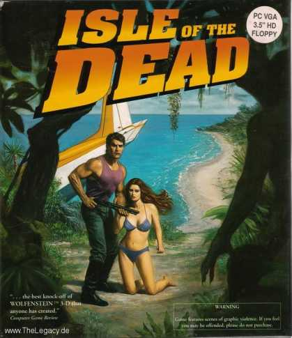 Misc. Games - Isle of the Dead