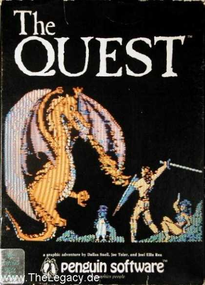 Misc. Games - Quest, The