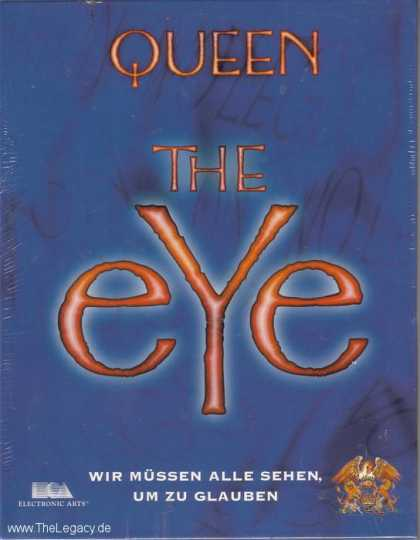 Misc. Games - Queen: The Eye