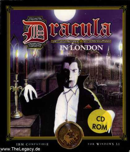 Misc. Games - Dracula in London