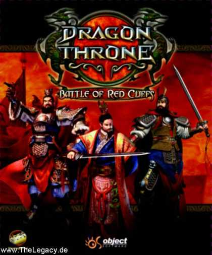 Misc. Games - Dragon Throne: Battle of Red Cliffs